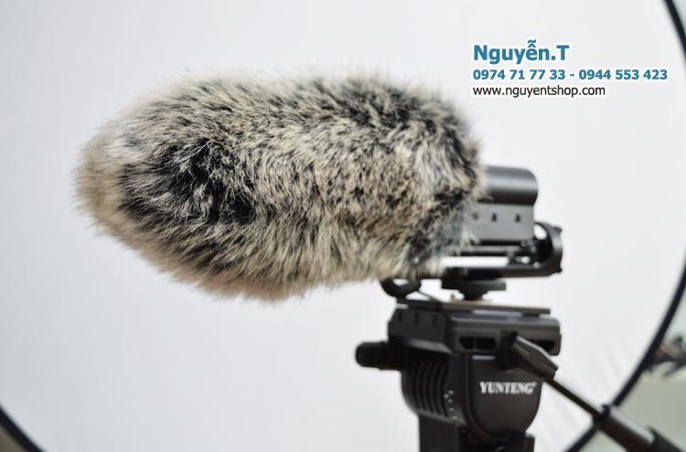 Bông lọc gió tiếng ồn Microphone Wind muff_ Free size