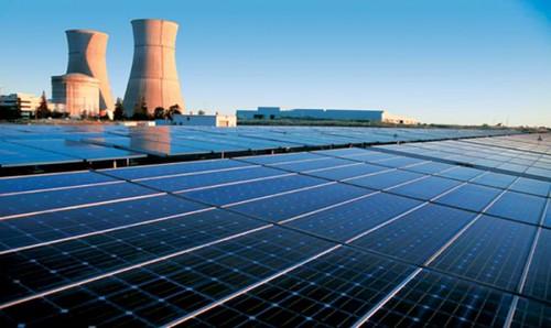 Перша сонячна електростанція запрацює у Чорнобилі