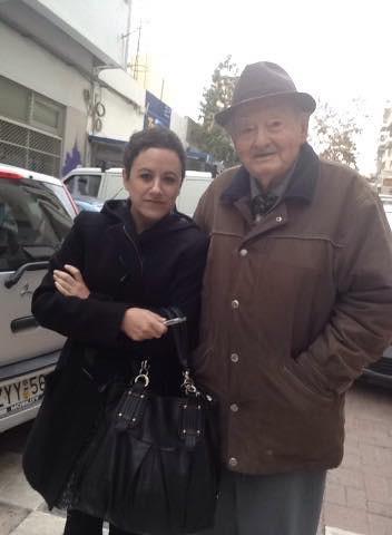 2014. Σπύρος Λοβέρδος, στο Περιστέρι με τον ΣΟΝΦ