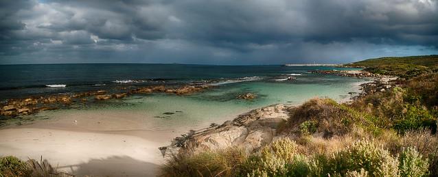 Flinder's Bay rock pool