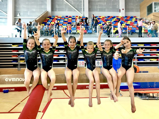 3ª Fase Copa Catalana d'Inigym i Promogym -individual i per equips- de GAF