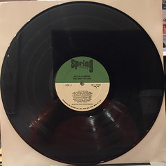 MILLIE JACKSON:FREE AND IN LOVE(RECORD SIDE-B)