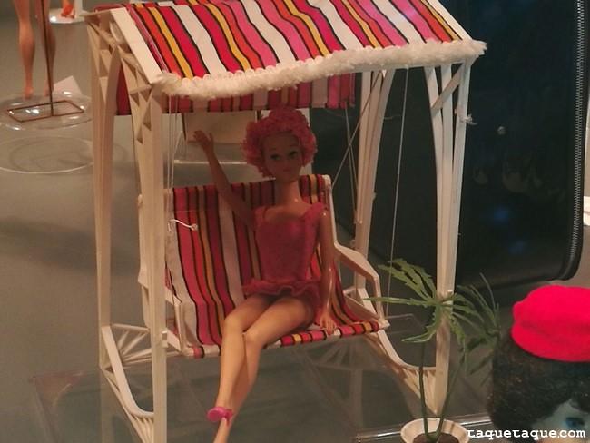 Barbies de 1960s - detalle