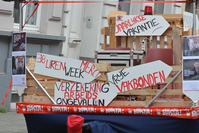 1 mei in Gent // Jean-Marie
