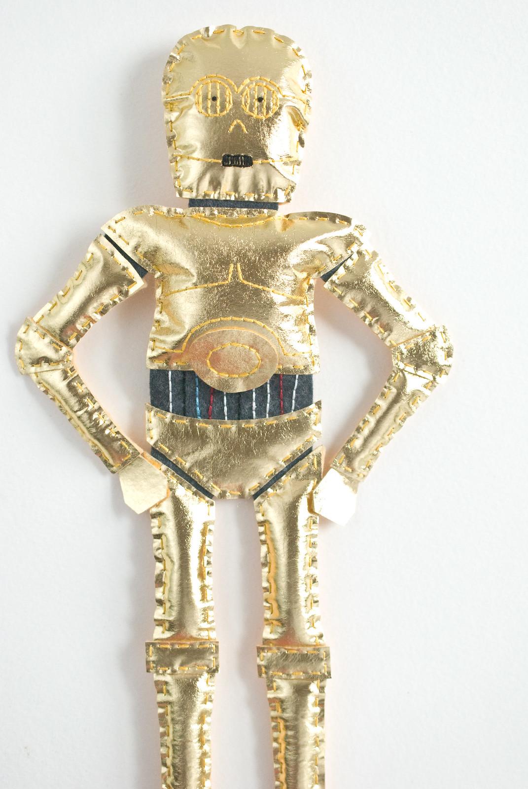 C-3PO Plush