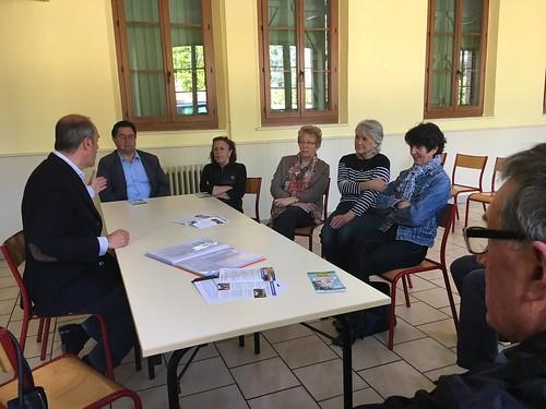 A la rencontre des habitants - mai-juin 2017