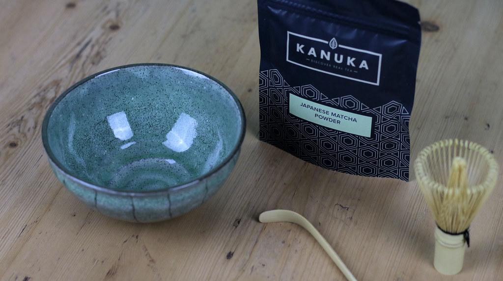 Kanuka Tea Matcha Set