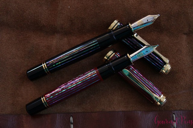 Review Pelikan Souverän M1000 Sunrise LE Fountain Pen @Pelikan_Company @vulpennen 18