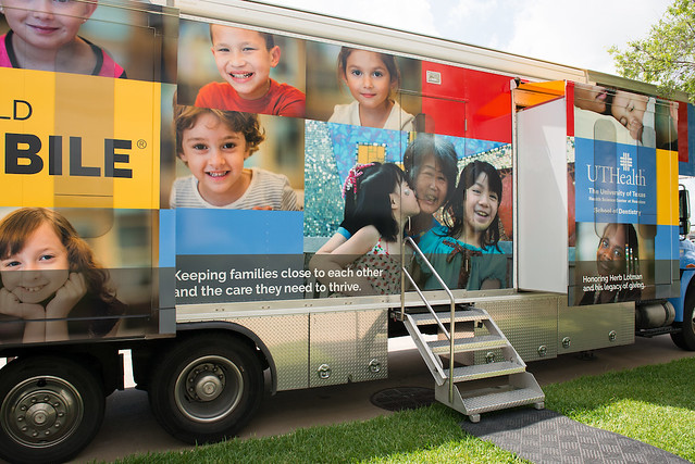 Ronald McDonald Care Mobile™ Five Year Celebration