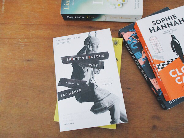 Thirteen Reasons Why by Jay Asher | Hola Darla