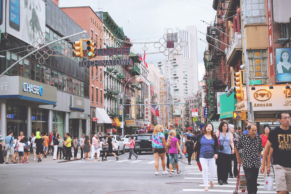 Chinatown New York | via It's Travel O'Clock