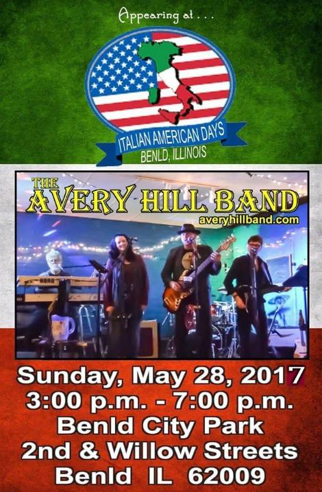 Avery Hill 5-28-17