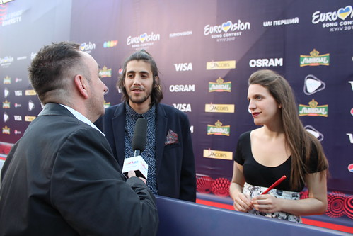 Red Carpet Interview Photos