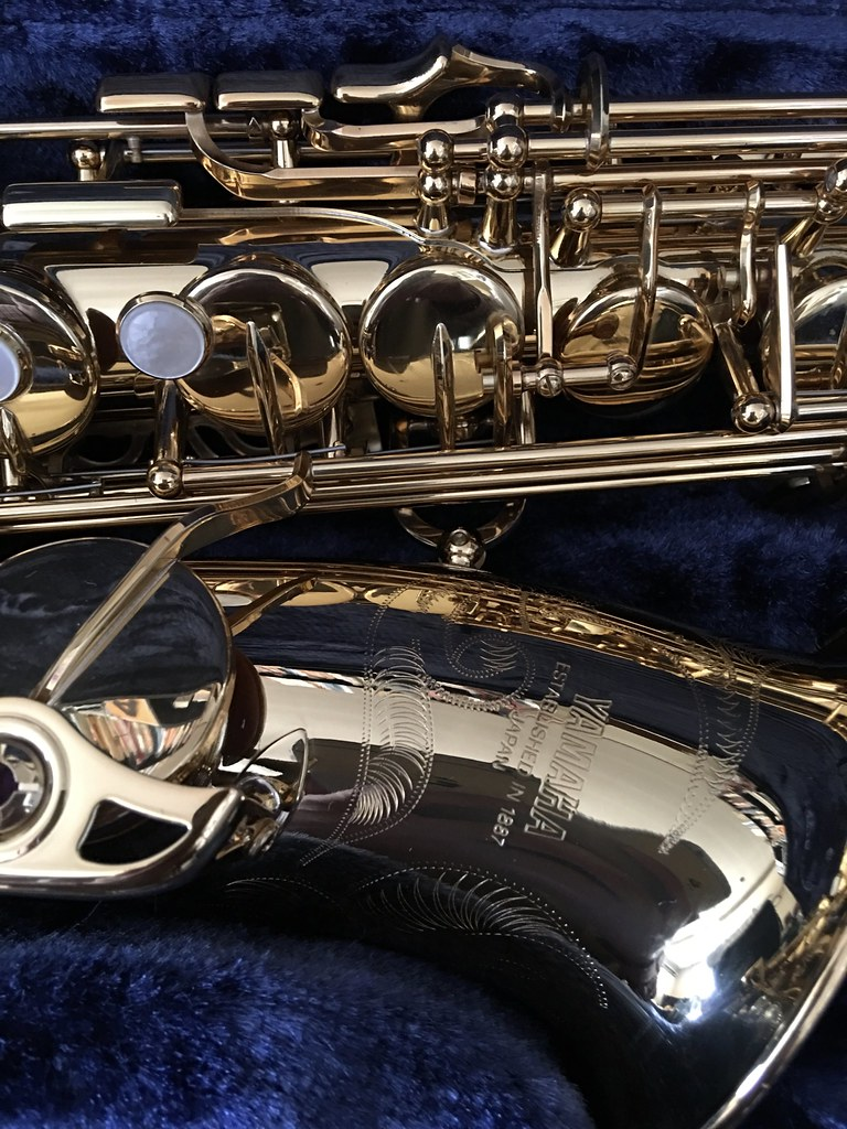Yamaha Alto Saxophone For Sale In South Africa