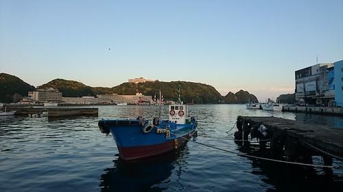 紀伊勝浦・沿岸