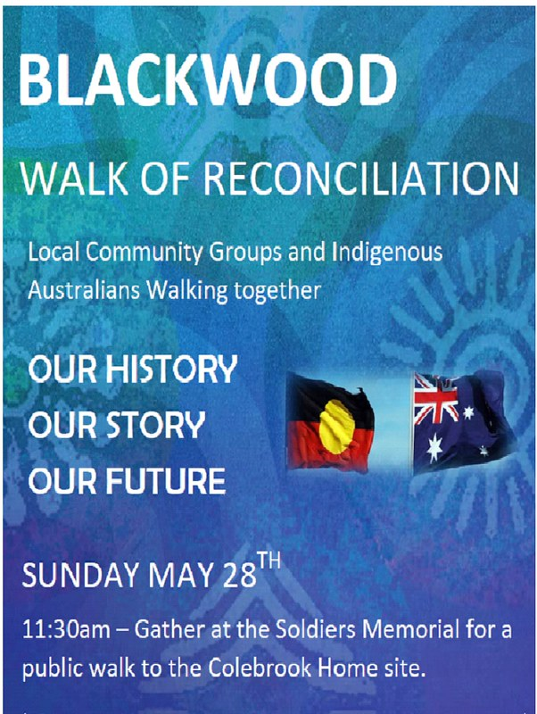 Blackwood Reconciliation Walk 2017