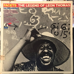 LEON THOMAS:FACETS THE LEGEND OF LEON THOMAS(JACKET A)