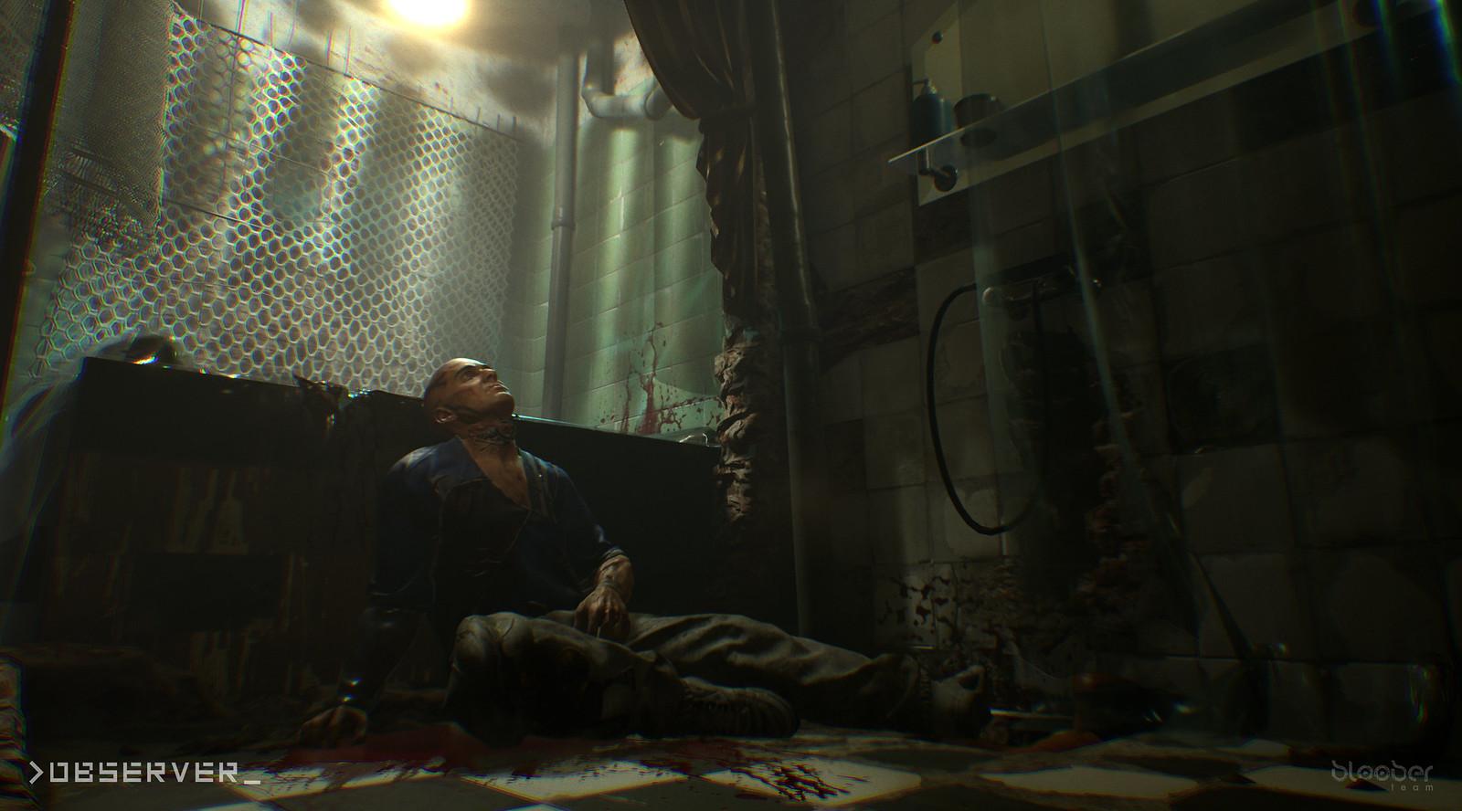 Piratea Recuerdos En El Juego De Survival Horror Cyberpunk En 1ª
