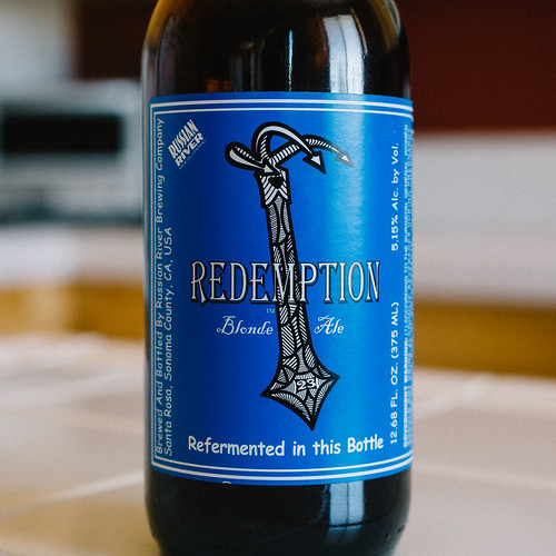 Russian River Brewing Company - Redemption | by fourbrewers