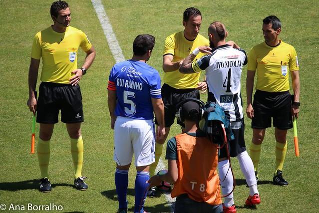 Freamunde 1 - Portimonense 2 (Ledman LigaPRO)