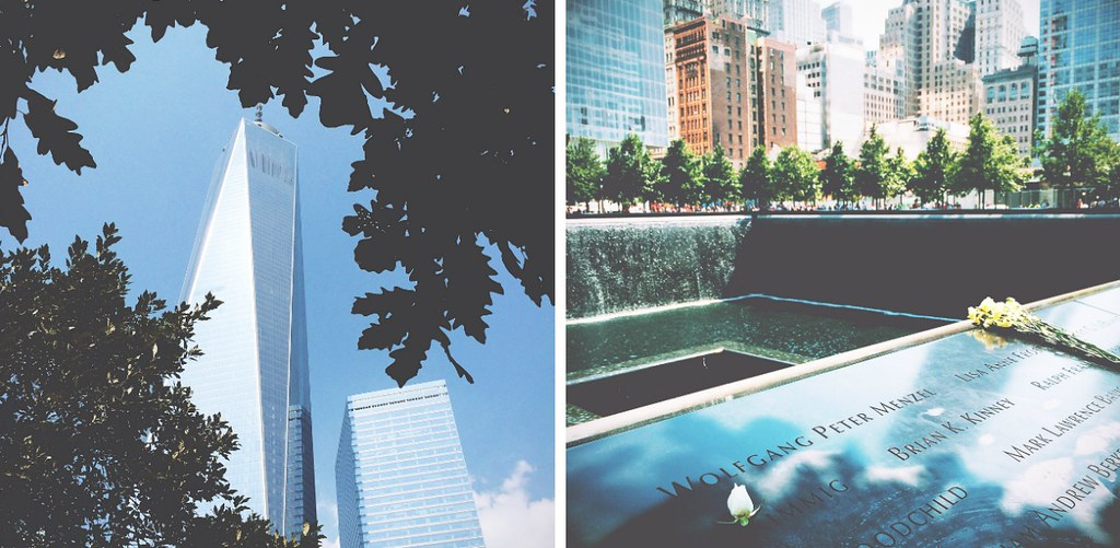 One World Trade Center & Ground Zero - New York | via It's Travel O'Clock