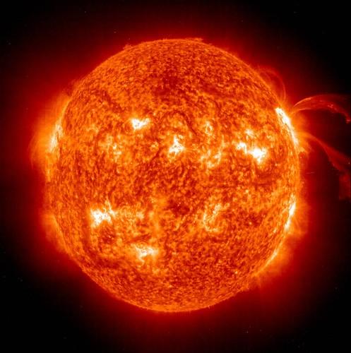 Sun 2 - SOHO(ESA&NASA)