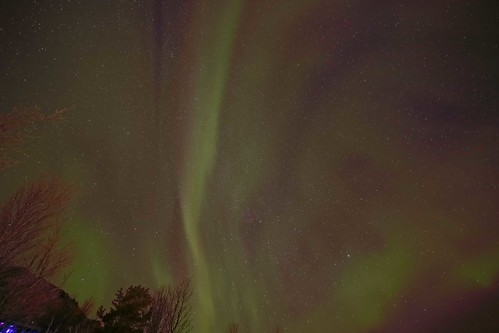 NORTHERN LIGHTS-TROMSO