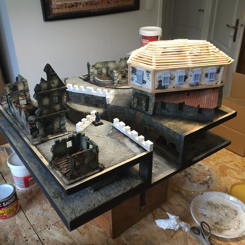 Malval District project - Mordheim table - Page 2 34520404181_e15c0e0e24