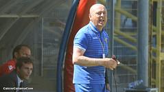 """Giovanni Pulvirenti:""""Siamo rimasti in partita da squadra. Rosso determinante"""""""