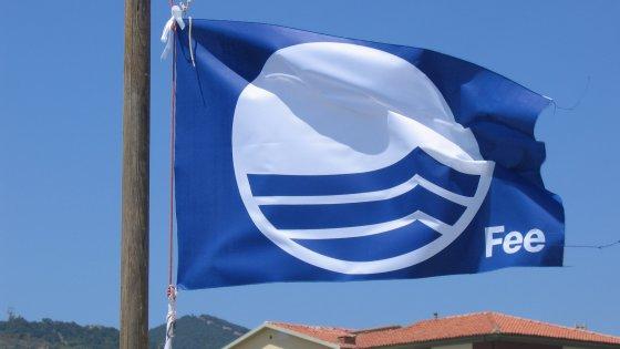 Bandiere blu, aumentano le spiagge premiate in Italia
