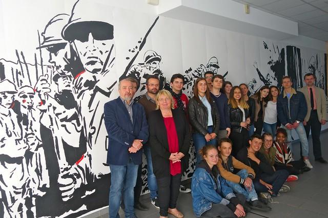 « Verdun: de la guerre à la paix » ou l'art comme vecteur de mémoire