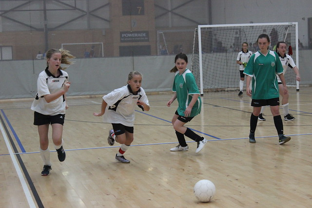 Futsal Intermediate and Secondary School Champs