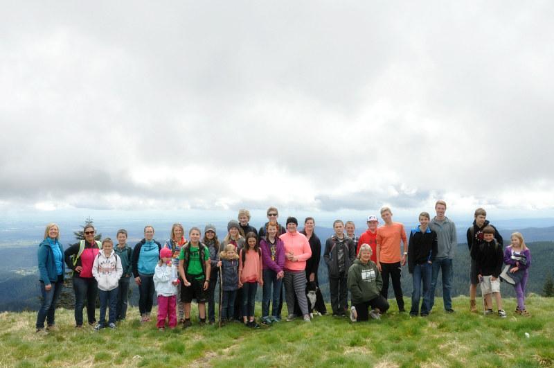 Marys Peak Hiking Crew @ Mt. Hope Chronicles