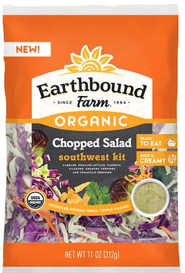 Earthbound Farms Chopped Salad Coupon
