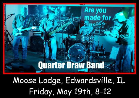 Quarter Draw Band 5-19-17