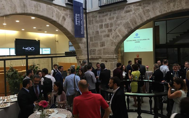 Presentación Cuatroochenta en Entorno Pre-Mercado_Bolsa de Valencia