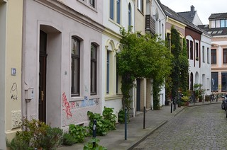 Ostertorviertel in Bremen