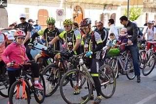 Noicattaro. Pedalata Nojana 25 Aprile 2017 front