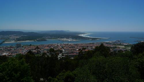 Santuário de Santa Luzia - Viana do Castelo, Portugal