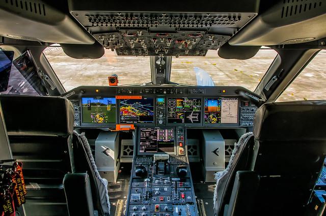 Embraer EDS KC-390 por dentro. Roberto Caiafa