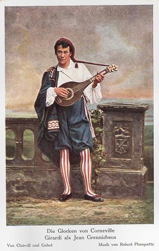 Alexander Girardi in Die Glocken von Corneville