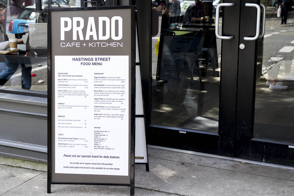 Nosh and Nibble - Prado Cafe - Brunch Review - Vancouver #foodie #foodporn