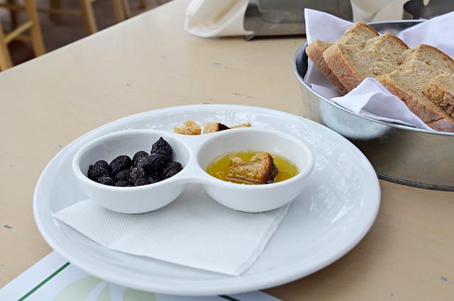 Cretan olives, Crete