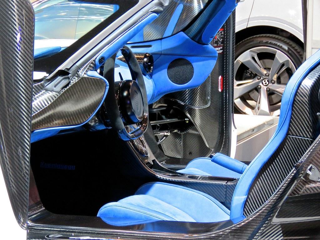 Koenigsegg Agera RS1 2
