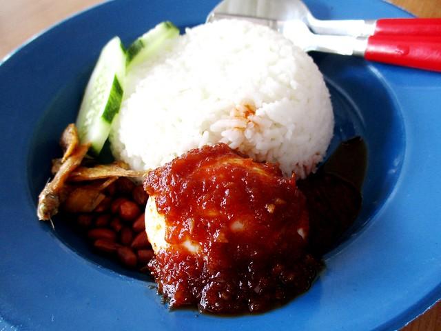Jia Jia Lok Food Corner nasi lemak