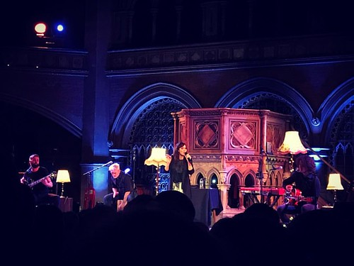 Well, now, THAT was a good gig #natalieimbruglia #unionchapel #liveinlondon #livemusic #gigs #londongig | by Jesus Boom