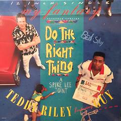 TEDDY RILEY featuring GUY:MY FANTASY(JACKET A)