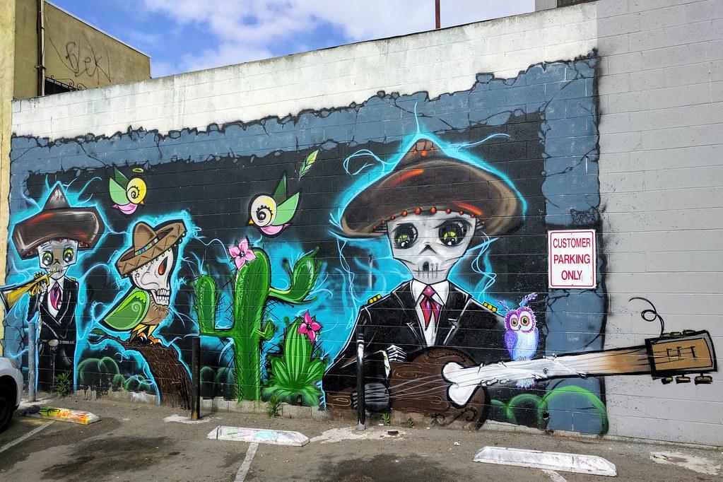 ... San Diego Mural | By So Cal Metro Part 60