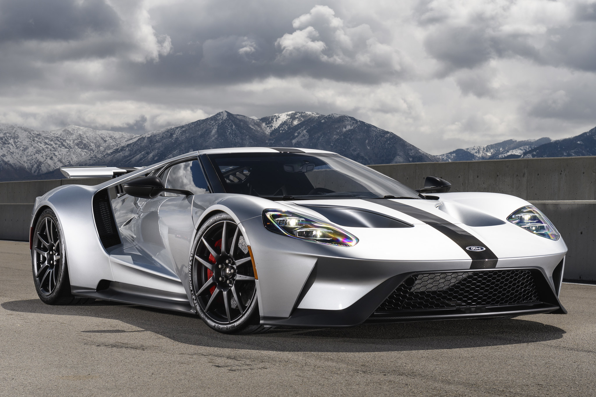 2017 Ford GT mega-gallery