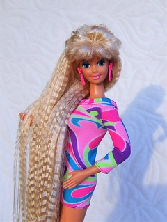 Totally Hair Barbie 1991 | by Dollytopia